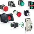 Ovladače a signalizační přístroje průměr 22