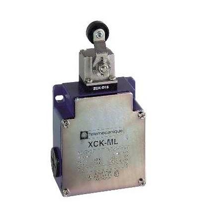 XCKML515 Polohový spínač XCKML-termoplastická páka s kladkou-2x(1V+1Z)-zpožděný-Pg13, Schneider Electric