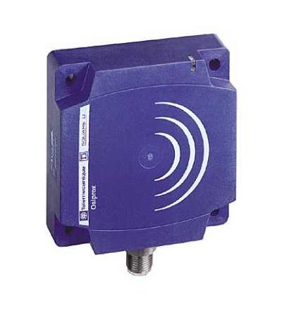 XS9D111A2M12 Indukční čidlo XS9 80x80x26, PBT, Sn40mm, 24VDC, M12, Schneider Electric