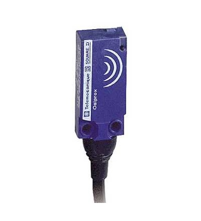 XS7F1A1PBL5 Indukční čidlo XS7 15x32x8, PBT, Sn5mm, 12..24VDC, kabel 5m, Schneider Electric