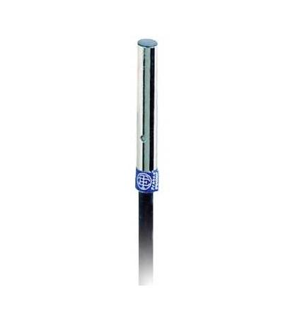 XS1L04PB310 Indukční čidlo XS1 O4, L29mm, mosaz, Sn1mm, 5..24VDC, kabel 2m, Schneider Electric