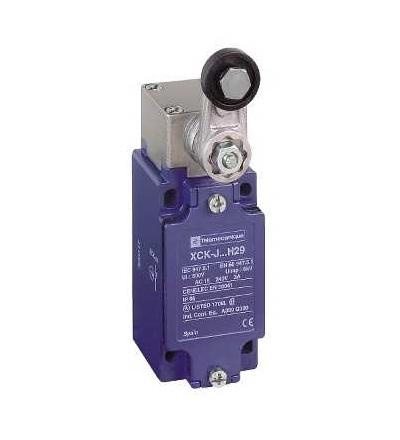 ZCKJ521H29 Tělo poloh. spínače ZCKJ-pevné-s displejem-1Z+1V-zpožděný-kabel.vstup M20, Schneider Electric