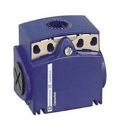 ZCT28P16 Tělo poloh. spínače ZCT, kompaktní, 2Z, zpožděný, kabel. vstup M16, Schneider Electric