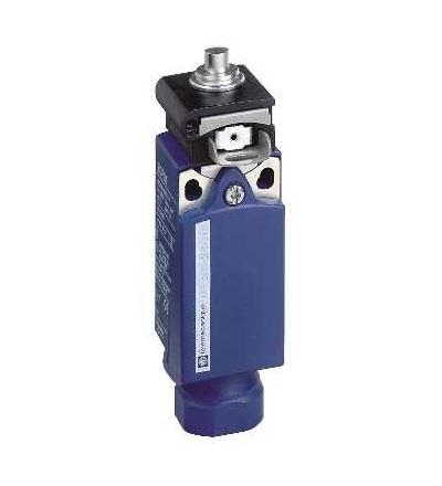 XCPR2510P20 Polohový spínač XCPR, kovový čep, 1Z+1V, závisle sp., kabel. vstup M20, Schneider Electric