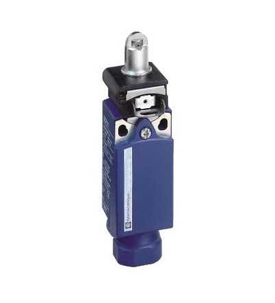 XCPR2902P20 Poloh. spínač XCPR-čep s ocelovou kladkou-2V-mžik.funkce-kabel.vstup M20, Schneider Electric