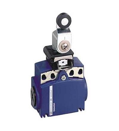 XCTR2518G11 Poloh. spínač XCTR-páka s plast.kladkou-1Z+1V-závisle sp.- kabel.vstup Pg11, Schneider Electric
