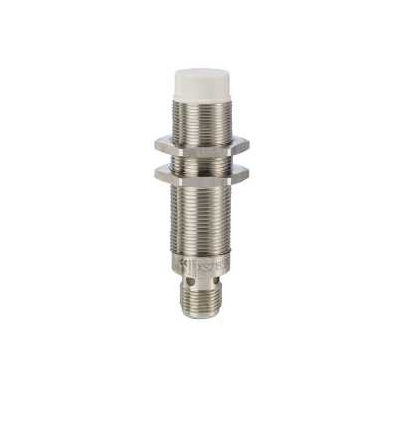 XS218SAPAM12 Indukční čidlo XS2 M18, L70mm, nerez., Sn12mm, 12..24VDC, M12, Schneider Electric