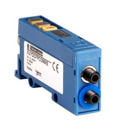 XUYDCFCO966S Fotoel. čidlo, XUY, zesilovač optických vláken, čtečka značek12..24VDC, M9, Schneider Electric
