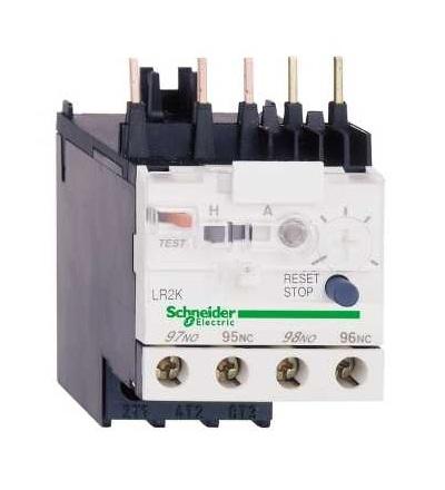 Schneider Electric LR2K0322 TeSys LR2 K jisticí nadproudové relé, 12...16A, třída 10A