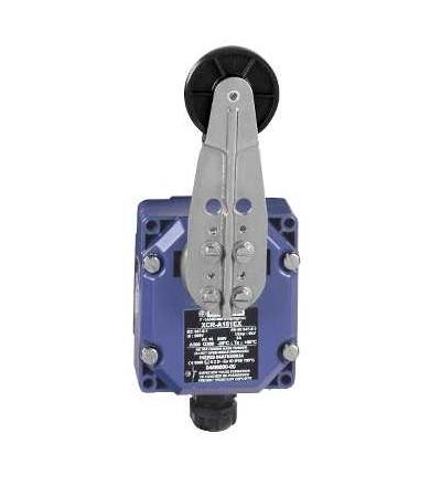 XCRA151EX Polohový spínač XCR, A, páka s kladkou, 2x(1V+1Z), Schneider Electric