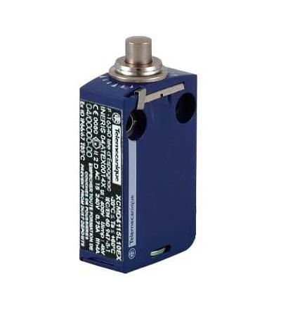 XCMD4110L5EX Polohový spínač XCM, D, čep, 2x(1V+1Z), ATEX, Schneider Electric