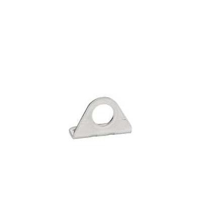XUZA118 Příslušenství pro čidlo, O18mm, upevňovací držák, nerezová ocel, Schneider Electric
