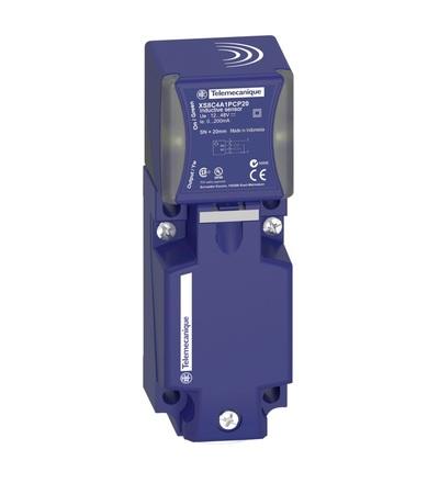 XS9C4A2A1G13SCU Indukční čidlo, DC, Analog. 0-10V, PG13, Schneider Electric