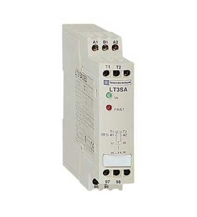 Schneider Electric LT3SA00MW Termistorové relé PTC TeSys, LT3 s automatickým resetem, 24...230 V, 2přep