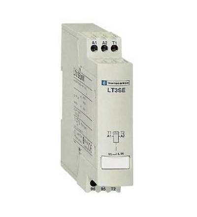 Schneider Electric LT3SE00M Termistorové relé PTC TeSys, LT3 s automatickým resetem, 230 V, 1V