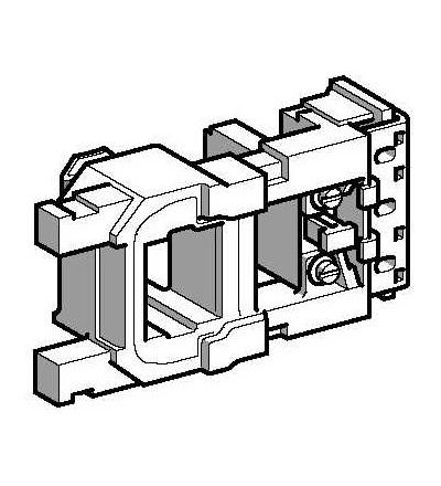 Schneider Electric LX1FF024 TeSys F, cívka stykače, LX1FF, 24 V AC 50 Hz