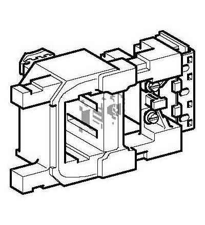 LX1FH5002 TeSys F, cívka stykače, LX1FH, 480...500 V AC 40...400 Hz, Schneider Electric