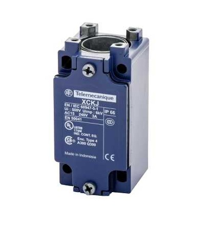 ZCKJD39H29 Tělo poloh. spínače ZCKJ-pevné-bez displeje-1Z+2V-mžik.-kabel.vstup M20, Schneider Electric