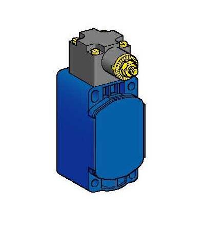 ZCKS404 Tělo poloh. spínače ZCKS, 2V/Z, mžik., kabel. vstup Pg13,5, Schneider Electric