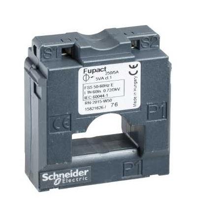 Schneider Electric LV480886 Modul proudových transformátorů-třída 1-250/5A -5 VA-pro Fupact ISFL 250..630