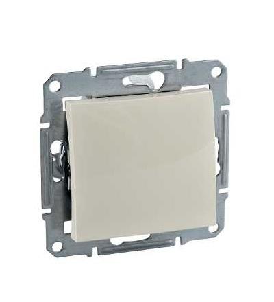 SDN5600147 Záslepný kryt, beige, Schneider Electric