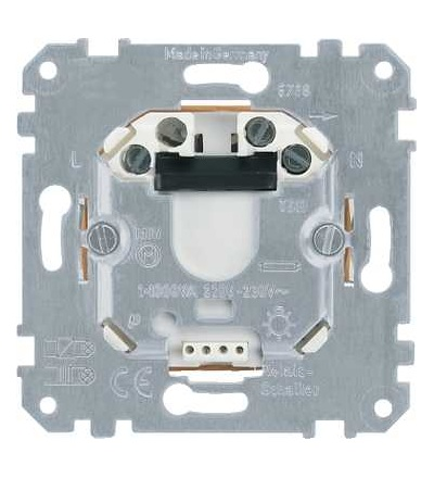 Schneider Electric MTN576897 Merten, mechanismus reléového spínače/ detektoru pohybu 0-1000VA