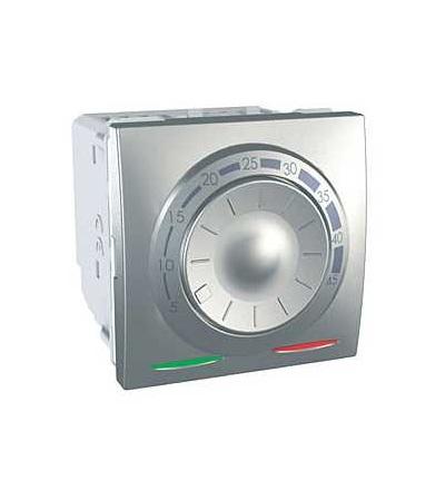 Schneider Electric MGU3.503.30 Unica Top/Class-podlahový termostat-230V AC-2m-alu