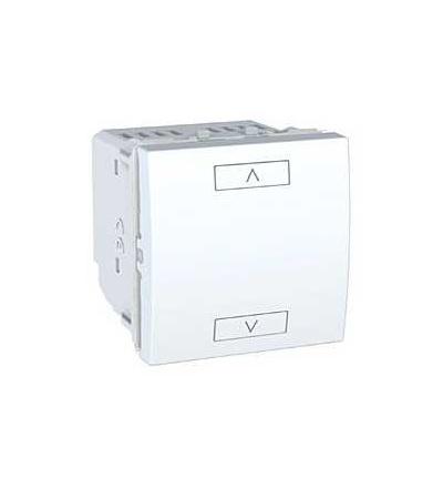 Schneider Electric MGU3.574.18 Unica Wireless-kombinovaný ovládač žaluzií-230VAC-0...690 W-2mod.-polar