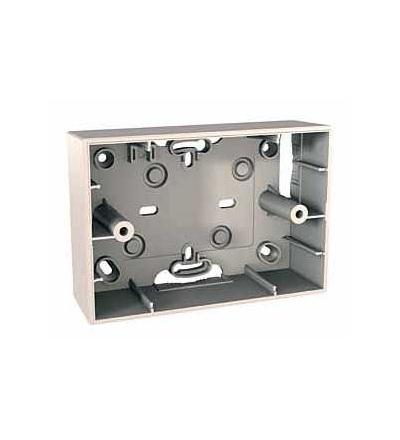 Schneider Electric MGU8.103.25 Unica Allegro, inst. krabice, marfil, 3mod., marfil