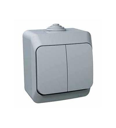 WDE000651 Cedar Plus, přepínač sériový ř.5, 16AX, orientační kontrolka šedá, Schneider Electric