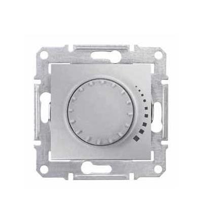 SDN2200760 Stmívač otočný tlač. RC 25-325W/VA, ř. 6, alu, Schneider Electric
