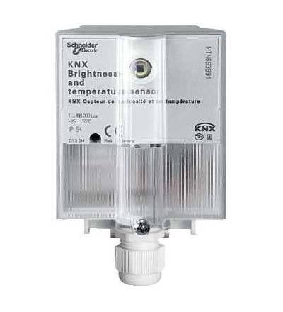 Schneider Electric MTN663991 KNX snímač osvětlení a teploty