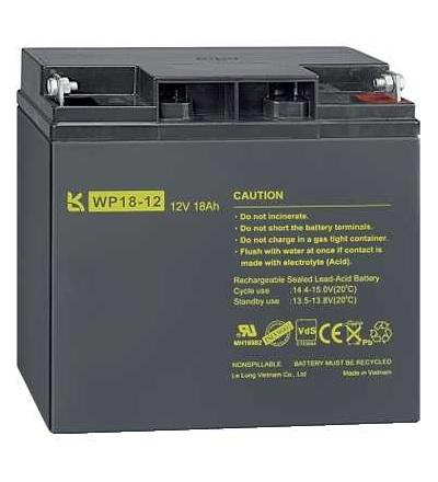 Schneider Electric MTN668991 Akumulátor DC 12 V/18Ah