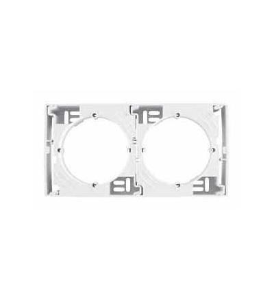 Schneider Electric SDN6100221 Sedna, krabice pro povrchovou montáž vícenásobná, polar