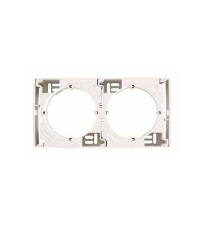 Schneider Electric SDN6100223 Sedna, krabice pro povrchovou montáž vícenásobná, cream