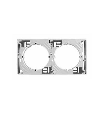 Schneider Electric SDN6100260 Sedna, krabice pro povrchovou montáž vícenásobná, alu