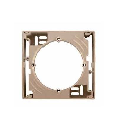 Schneider Electric SDN6100168 Sedna, jednonásobná krabice pro mont. na povrch, titan
