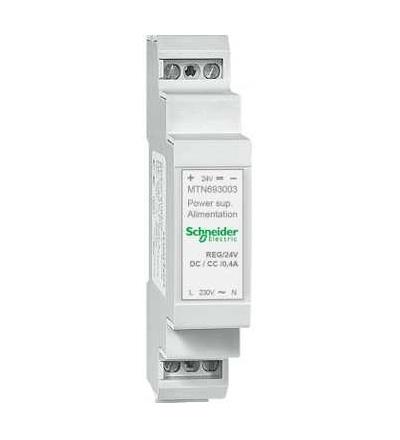 Schneider Electric MTN693003 Napájecí zdroj REG/24V DC/0,4A