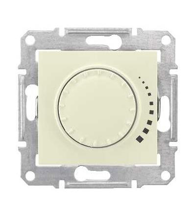 SDN2200747 Stmívač otočný tlač. RC 25-325W/VA, ř. 6, beige, Schneider Electric