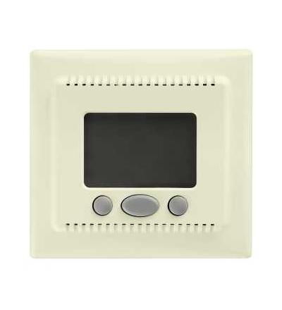 SDN6000247 Termostat programovatelný (vč.čidla pro podlahové vytápění), beige, Schneider Electric