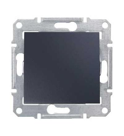 SDN5600170 Záslepný kryt, graphite, Schneider Electric