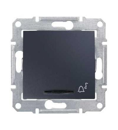 SDN1700170 Ovládač tlačítkový 12V s orientační kontrolkou