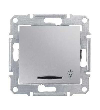 SDN1800160 Sedna, ovládač tlačítkový s orientační kontrolkou