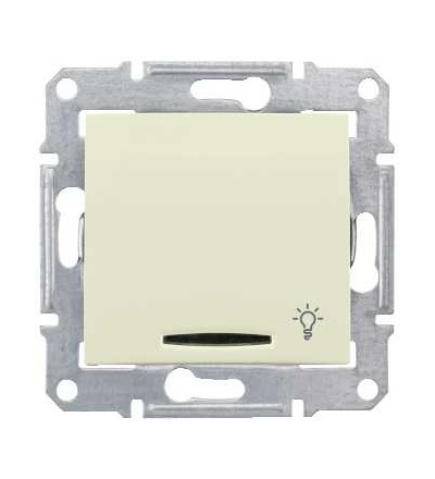 SDN1800147 Ovládač tlačítkový s orientační kontrolkou