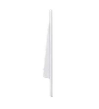 Schneider Electric MTN488119 Merten M-Plan II, krycí rámeček, 1-násobný, polar white, matný