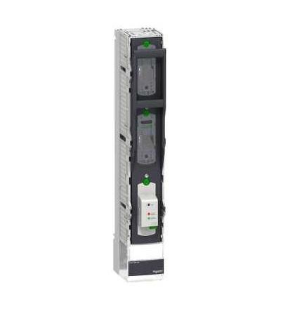 Schneider Electric LV480865 ISFL630 3p montáž na sběrnice 185mm, signalizace pojistek