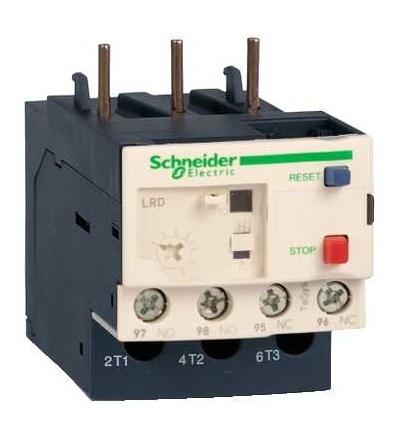 Schneider Electric LRD35 TeSys D jisticí nadproudové relé, 30...38A, třída 10A