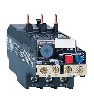 Schneider Electric LRD1532 TeSys D jisticí nadproudové relé, 25...32A, třída 20