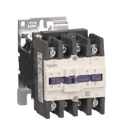 Schneider Electric LP1D65008FW TeSys D stykač, 4p(2Z+2V), AC-1, ? 440 V 80A, 110 V DC cívka