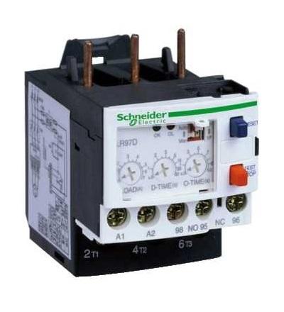 Schneider Electric LR97D25M7 Elektronické nadproudové relé pro motor TeSys, 5...25A, 200...240 V AC